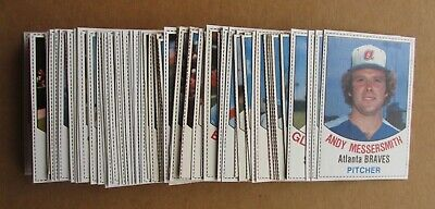 1977 HOSTESS BASEBALL CARDS HAND CUT SINGLES COMPLETE YOUR SET YOU PICK