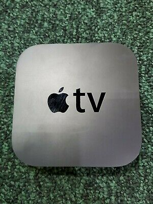 Apple TV 3rd Generation A1469 with Genuine Apple Remote A1156
