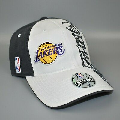 Los Angeles Lakers 2010 NBA Finals Official Locker Room adidas Fitted Cap Hat