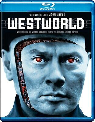WESTWORLD 1973 - BLU-RAY - NEW SEALED