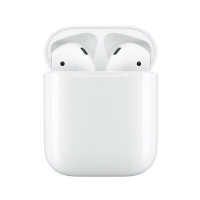 Apple AirPods 2nd Generation with Charging Case - New And Unopened