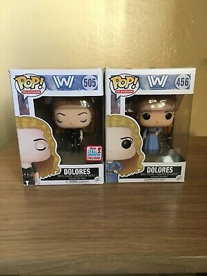 Funko Pop Westworld Dolores Bundle
