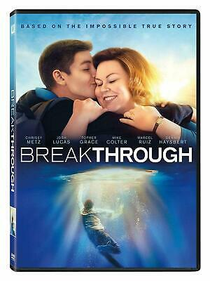 Breakthrough DVD 2019 Brand New and Sealed
