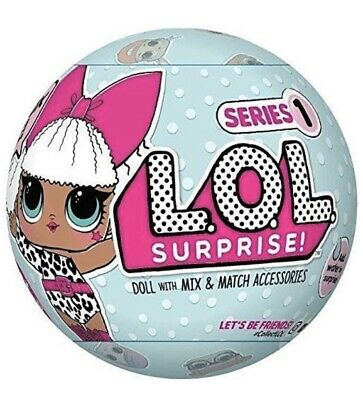 LOL SURPRISE Doll Series 1 NEW - BUY 2 - GET 1 FREE-
