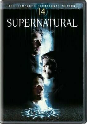 SUPERNATURAL COMPLETE SEASON 14 14TH DVD FREE SHIPPING BRAND NEW SEALED