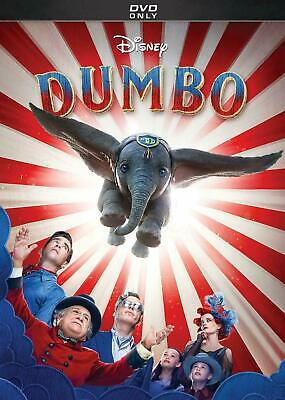 Dumbo DVD 2019 Brand New and Sealed