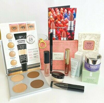 High End Makeup Lot Huda Beauty Stila Laura Geller Laura Mercier Sephora Ulta