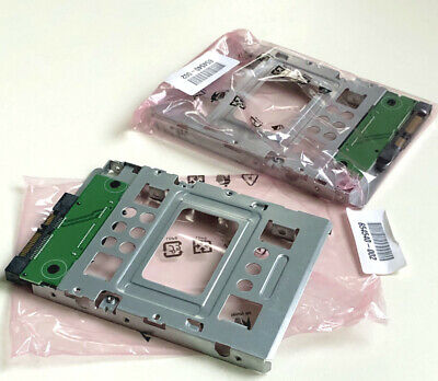 FOR HP 2-5 to 3-5 Hard Drive 654540-002HDDSSD Bracket Tray -Adapter -8Screws