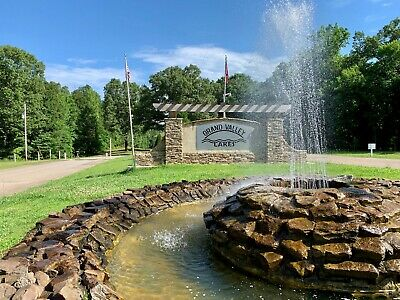 Beautiful Grand Valley Lakes lot in Tennessee