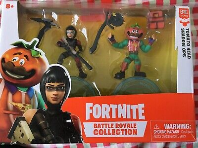 Fortnite Battle Royale Collection Duo Pack Tomatohead and Shadow Ops NEW