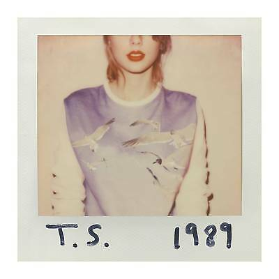 1989 by Taylor Swift CD 2014 Big Machine Records