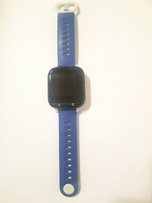 Gizmowatch Gizmo Watch Smartwatch Verizon Wireless - Black With Blue Band