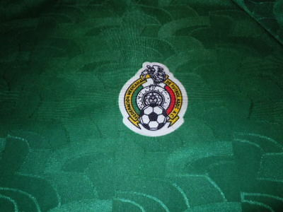MEXICO El Tri WORLD CUP Soccer Jersey - Adult Mens X-Large XL