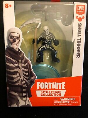 Fortnite Battle Royale Collection Skull Trooper-New In Sealed Box
