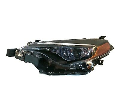 NEW LHDRIVERS SIDE HEADLIGHT LAMP FOR 2017-2019 TOYOTA COROLLA L LE LE ECO