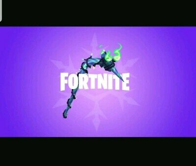 Fortnite Merry Mint Minty Pickaxe All Systems-
