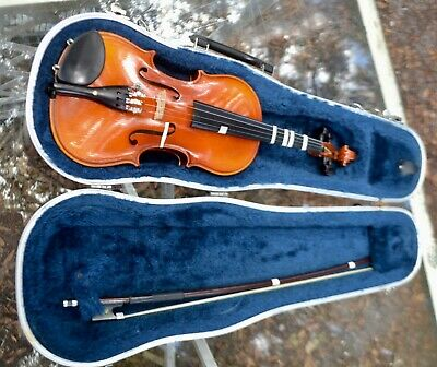 Suzuki N20 14th size Violin with case and bow