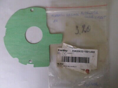 keeway . cpi . minarelli .  alternator cover gasket