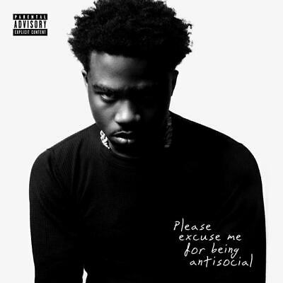 RODDY RICCH-  PLEASE EXCUSE ME FOR BEING ANTISOCIAL -OFFICIAL  MIX CD- 2020