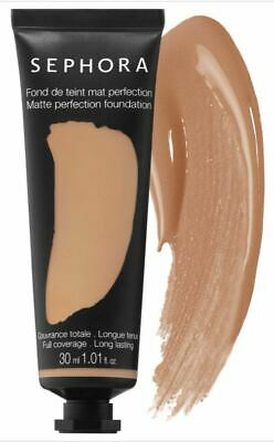 SEPHORA Collection Matte Perfection Foundation Full Coverage 33 Walnut