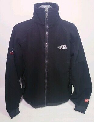 The North Face Mens Vintage 90 Summit Series Windstopper Black NylonPolyester