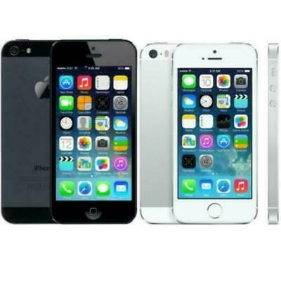 Apple iPhone 5 16GB 32GB 64GB -Factory Unlocked-AT-T