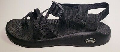 Chaco Womens ZX1 Black Classic Sport Sandals Size 11
