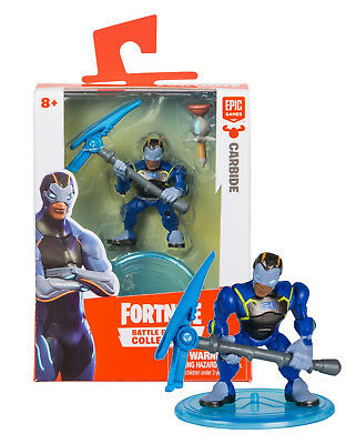 Fortnite Carbide Battle Royale Collection 2 Figure Mint in Box