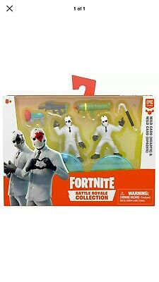 FORTNITE BATTLE ROYALE COLLECTION 2 ACTION FIGURES - WILD CARD SPADES - HEARTS