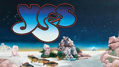 Yes Tales from Topographic Oceans 24x36 rolled poster