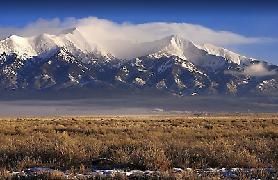 Land for Sale  Colorado 5 Acre corner Lot Facing Mountains  3 Miles From Water