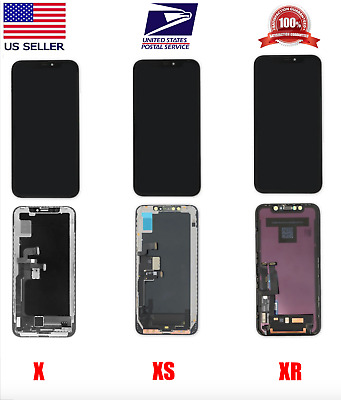 Touch Screen Replacement Display LCD Digitizer For iPhone X XS XR