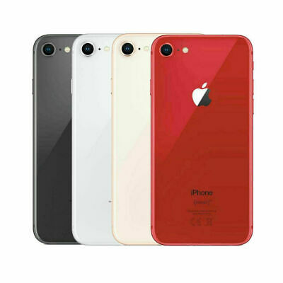 Apple iPhone 8 Unlocked 64GB 256GB - All Colour - Excellent Condition A Grade