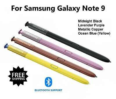 OEM For Samsung Galaxy NOTE 9 S Pen Replacement Bluetooth NEW Genuine ALL COLORS