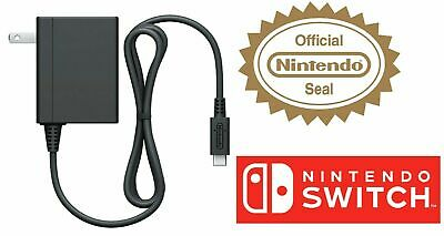 Official Nintendo Switch AC Adapter by Nintendo By Nintendo