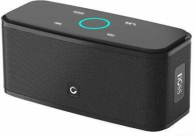 SoundBox Touch Wireless Bluetooth V4-0 Portable Speaker with HD Sound and Bass