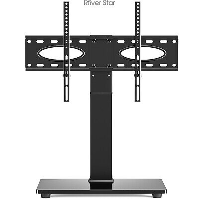 Tabletop TV Stand  Base For 32-70 TVs Height adjustable Swivel Mount