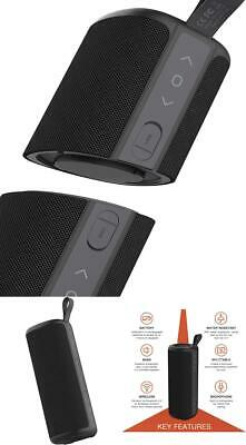Bluetooth Speakers Portable Kove 2 Wireless Subwoofer Microphone Boom Box In Out