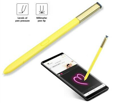 For Samsung Galaxy Note 9 S Pen Original Bluetooth OEM Stylus Replacement YELLOW