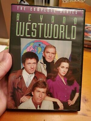 Beyond Westworld Complete Series DVD 2014 2-Disc Set MOD title
