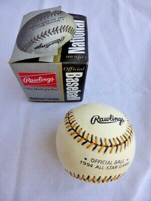 Rawlings 1994 All Star Game OFFICIAL BASEBALL Pittsburgh Pirates MLB