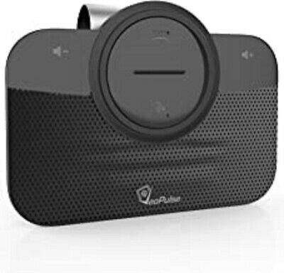 VeoPulse Car Speakerphone B-PRO 2 Hands Free with Bluetooth Automatic Cellphone