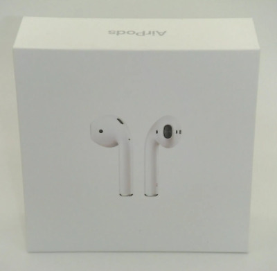 Genuine Apple AirPods 2nd Generation with Charging Case  MV7N2AMA