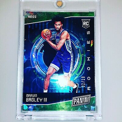 Marvin Bagley Cyber Monday Rookie 10