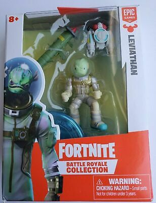 FORTNITE LEVIATHAN Battle Royale Collection 2 Figure Leviathan NEW