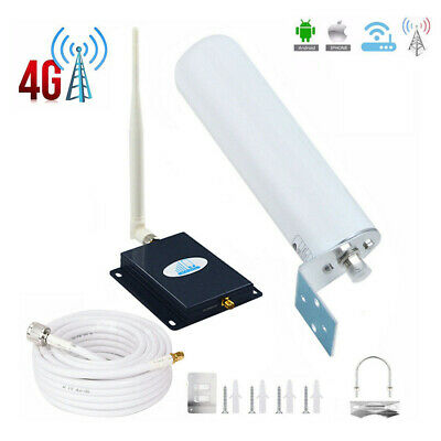 AT-T Verizon Cellphone Signal Booster 3G 4G LTE 17002100MHz Band 466 Amplifier
