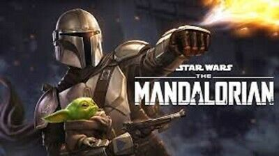 THE MANDALORIAN SEASON 1 4 Dvds 8 EpisodesEnglish Audio and Subtitles