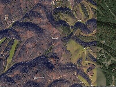 Scenic 6-4 Secluded Mountain Top acres for Sale in Piney Flats Tennessee