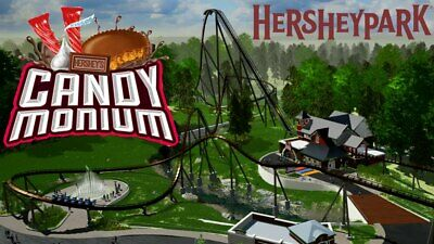 2020 Hersheypark One Day Tickets - priority mail