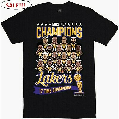 Los Angeles Lakers NBA Finals Championships 2020 Shirt Cant Beat LA Shirt